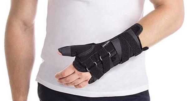 Orthèse de poignet